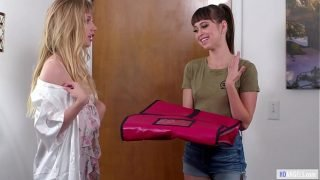 GIRLSWAY – Roleplaying lesbian couple – Riley Reid, Ivy Wolfe