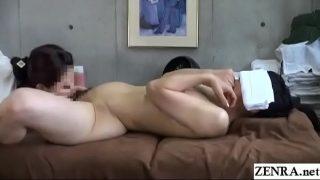 lesbian massage milf oral sex treatment Subtitled