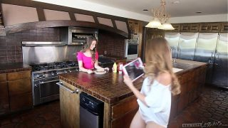 Remy LaCroix and Cassidy Klein at Sextape Lesbians
