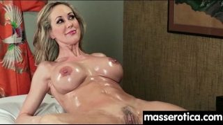 Sensual Oil Massage with Hot Lesbian action  xxx