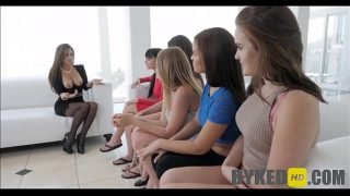 Teen Escort Class Lesbian Orgy – DYKEDhd.com